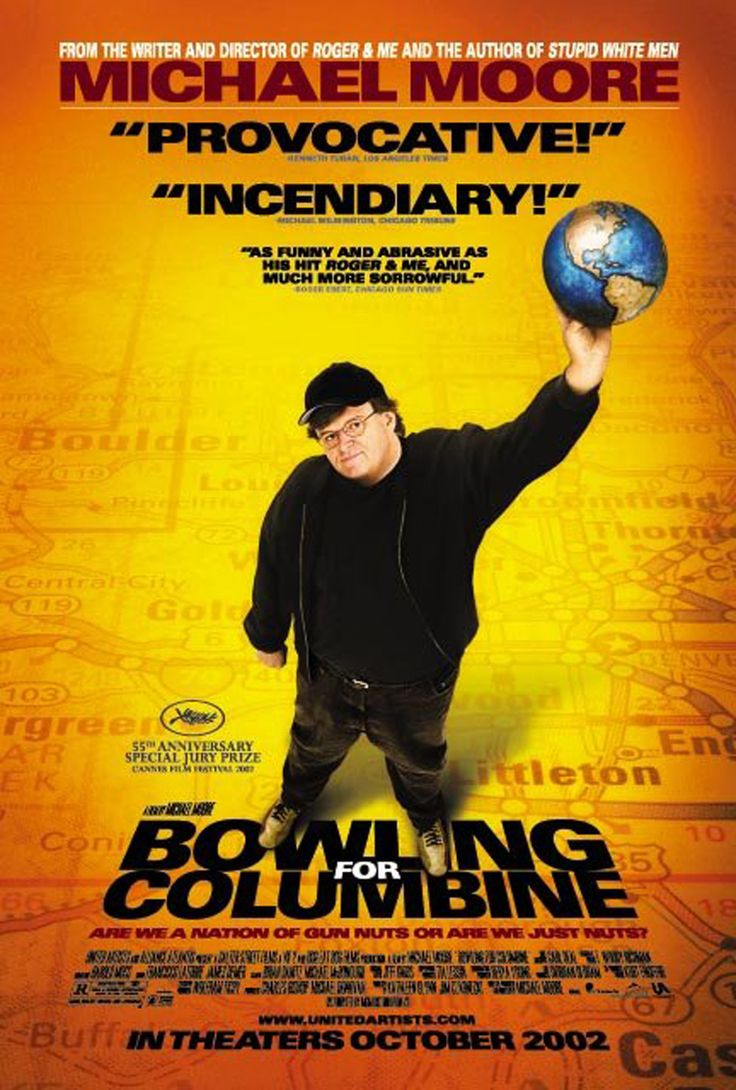 Michael Moore's 'Bowling for Columbine' (2002)