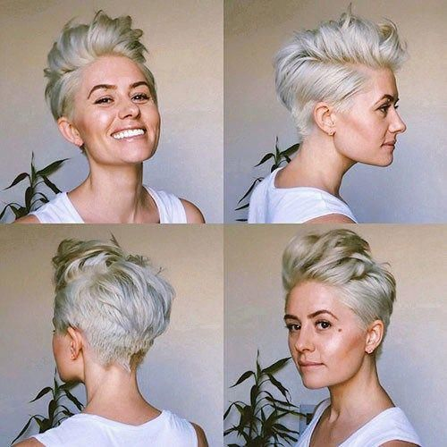 29-pixie-hairstyles-for-women Best New Pixie Haircuts for Women #pixiecuthairstyles