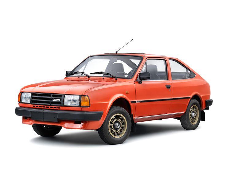 1984-90 Škoda Rapid