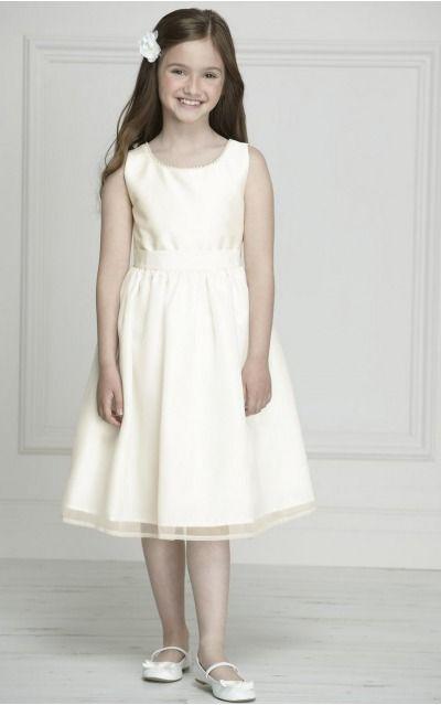 Tulle Jewel Natural Princess Tea-length Bridesmaid Dresses 0740032