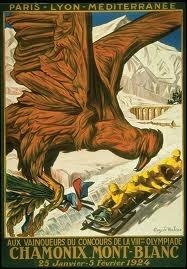 Chamonix 1924 - Winter Olympics