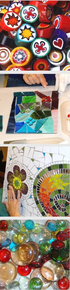MOSAICO CREATIVO de fj Mosaic Art: VITROMOSAICO