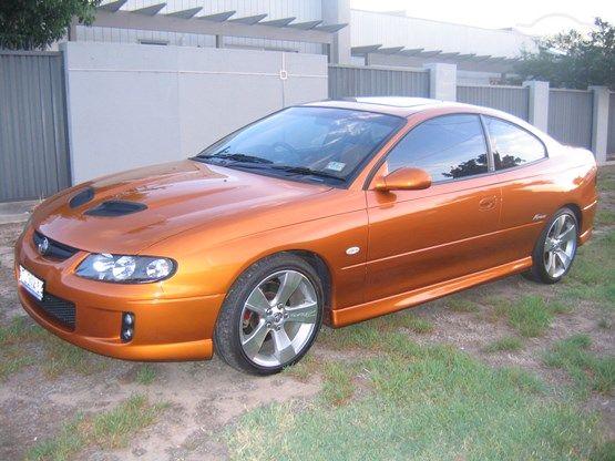2005 Holden Monaro CV8 Z VZ Manual-$57,500*