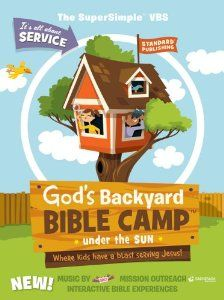 God's Backyard Bible Camp-Under the Sun SuperSimple VBS Kit (Vacation Bible School 2013: God's Backyard Bible Camp) by Publishing Standard. $134.49. Save 33%!
