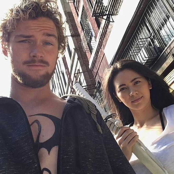 "425 Likes, 3 Comments - Danny Rand (@marvelironfist) on Instagram: ""Iron Fist x Colleen Wing"""