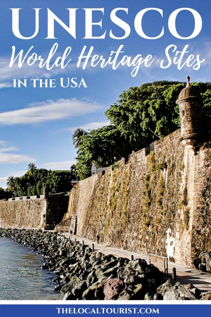 Unesco World Heritage Sites In The Usa World Heritage Sites Unesco World Heritage Site Unesco World Heritage