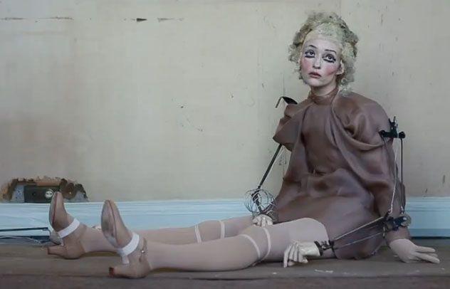 Tim walker Mechanical Dolls