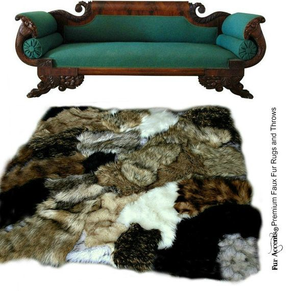 63 Best Images About FAUX FUR RUGS On Pinterest