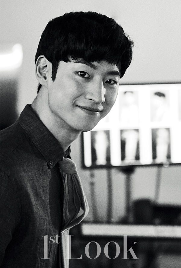 Lee Je Hoon - 1st Look Magazine vol. 108
