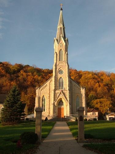 Saint Joseph's Catholic Church, Elkader, Iowa