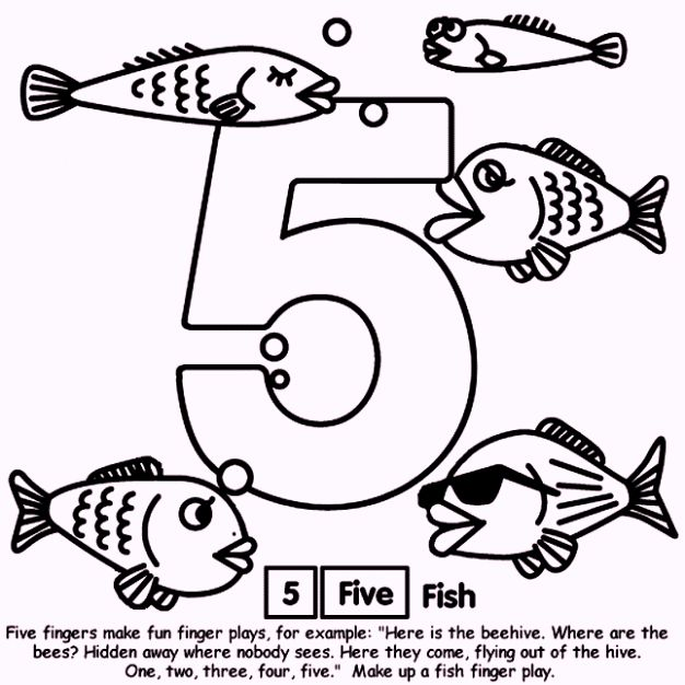 13 best Easy Number Coloring Pages images on Pinterest | Easy ...