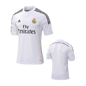 ... 2014-2015 Adidas adidas Youth Real Madrid Soccer Jersey (Home 201415)  ... d6cc39d24