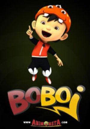 Boboiboy Sepak Bola