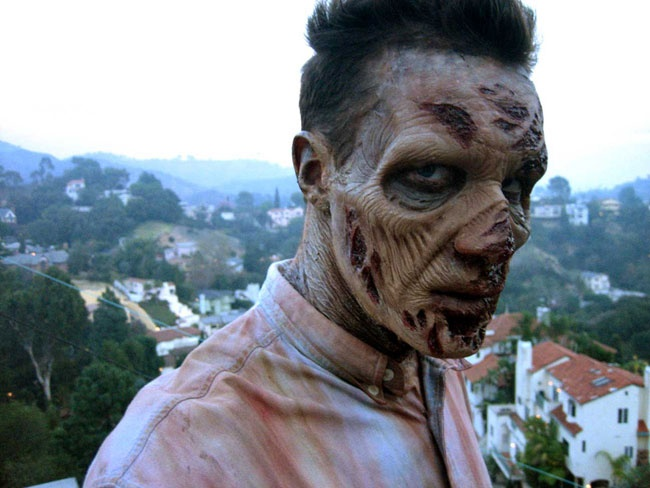 zombie-makeup Awesome!