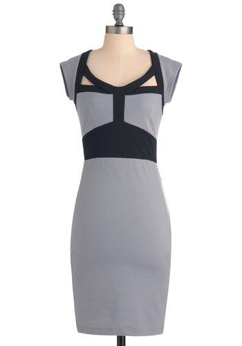 Desk to Date Dress, #ModCloth