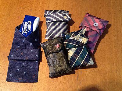 cravatte porta fazzoletti 1