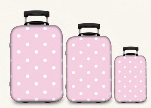 Maletas para niñas en rosa
