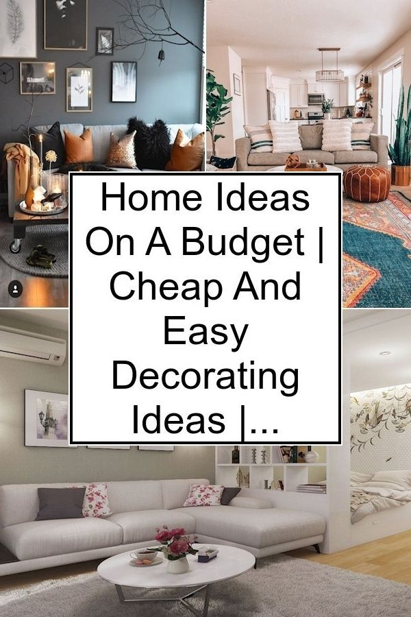 Decorating A Bedroom On A Budget Interior Design Ideas For Low Budget Easy And Cheap Ways To Decorate Your H Simple Decor Budget Interior Design Home Decor