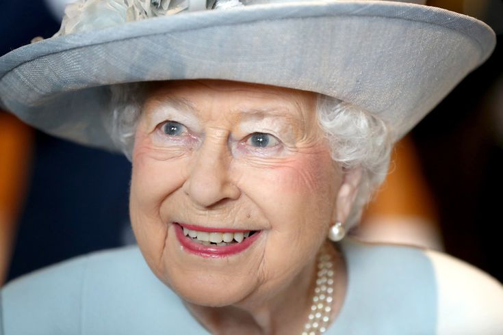 HM Queen Elizabeth ll visits the Royal College Of Physicians in London, England February 20, 2018