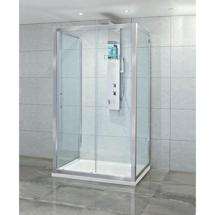 Panoramic Shower Enclosure