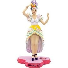I Love Lucy Shake It Bobbling Mini Statue