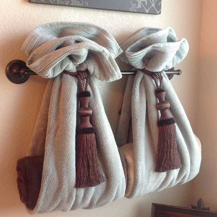 Why Decorative Bathroom Towels Are Better. 1000  ideas about Decorative Bathroom Towels on Pinterest