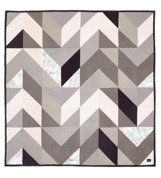 Arrow Bed Cover, Design, Ferm Designs, Art Urbane
