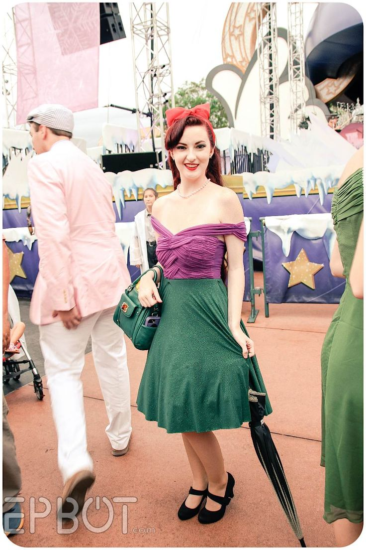 EPBOT: Walt Disney World's Dapper Day, 2014!