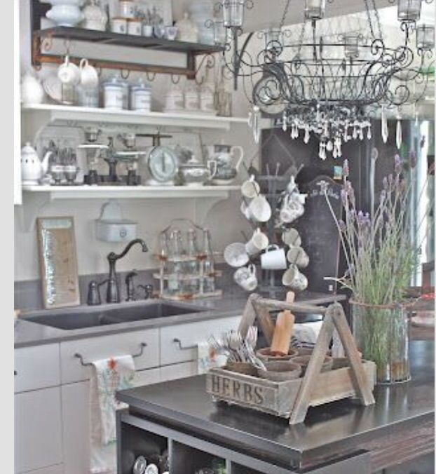 Industrial farmhouse style love Favorite Places & Spaces