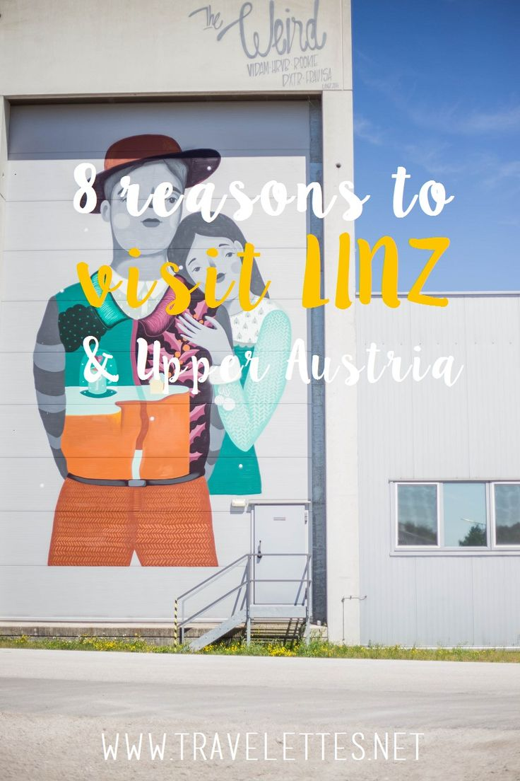 Travelettes » » 8 Reasons to Visit Linz and Upper Austria http://www.travelettes.net/8-reasons-to-visit-linz-and-upper-austria/