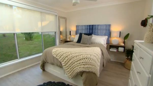 better homes and gardens bedroom makeover coastal bedroom makeover better homes and gardens tara 20360