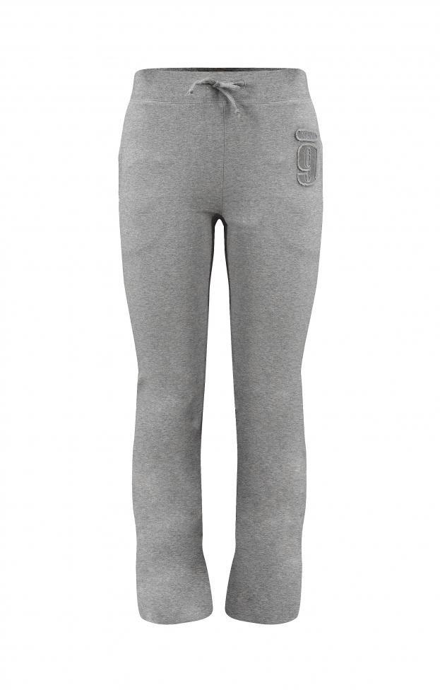 Γυναικείο παντελόνι φόρμας μπάλωμα | Φόρμες - Sport & Αθλητικά - Γκρι