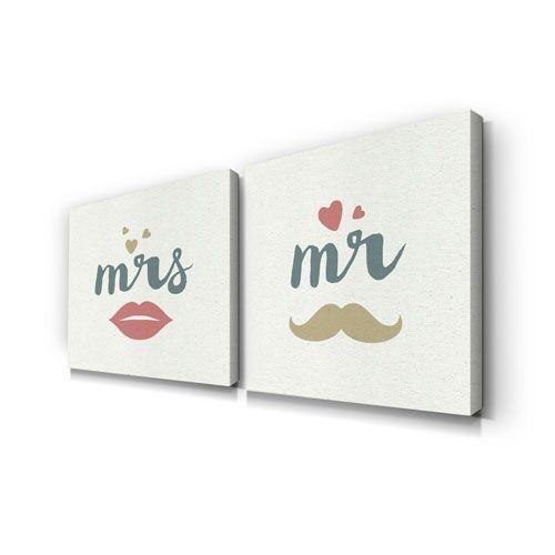 Lienzos Personalizados Mrs