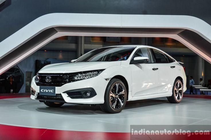 2016 #Honda #Civic And Civic RS (ASEAN) - 2016 Bangkok Live   #BIMS #BIMS2016