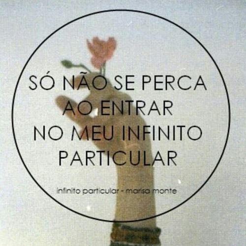 Infinito particular. Marisa Monte.