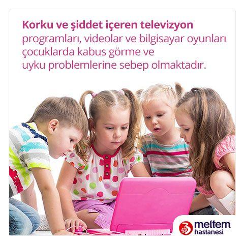 Televizyon ve bilgisayar oyunlarında yer alan şiddet eylemleri çocuklarda, özellikle öfke eğilimli olanlarda dürtüsel ya da duygusal kontrolü zayıflatmaktadır. Şiddet çocuklarda ruhsal travmaya neden olmaktadır. 📞 0212 644 22 00 🏥 Bağcılar Cad No:52 Haznedar Güngören/Istanbul 👉https://www.meltemhastanesi.com/ #meltemhastanesi #çocukpsikolojisi #psikoloji #siddeteğilimi #öfkekontrolü #ruhsaltravma