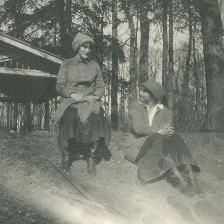 Anastasia and eve under arrest