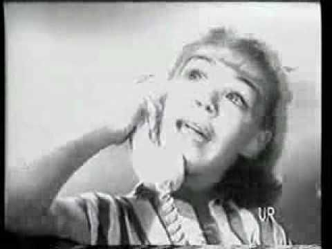1950's & 60's TV Commercials includes Prell shampoo, Ipana toothpaste, Hertz putting you in the driver's seat, Avon calling, Sandra Dee doing a coke spot.