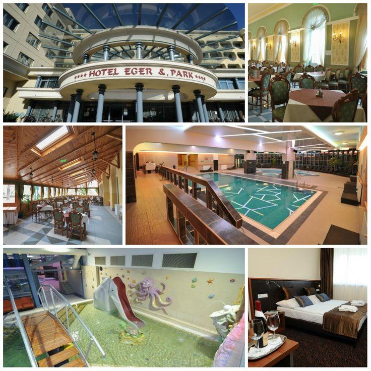 Hotel Eger & Park  -  Kedvezményes ajánlat  14.975 Ft/fő/éjtől!