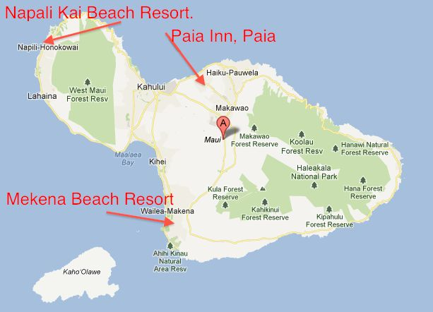 Cheap Hotels In Paia Maui