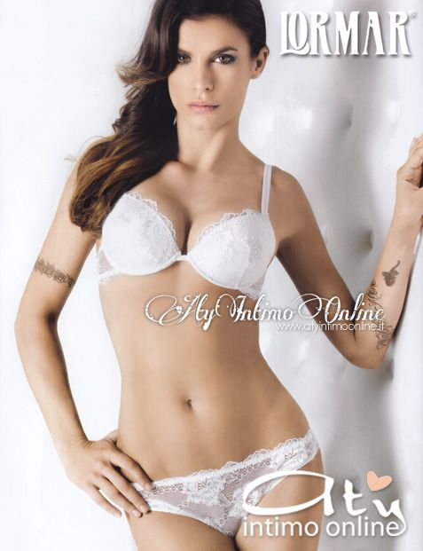 MyClass By intimo Lormar. #lingerie in pizzo la nuova collezione. http://www.atyintimoonline.it/43-intimo-lormar