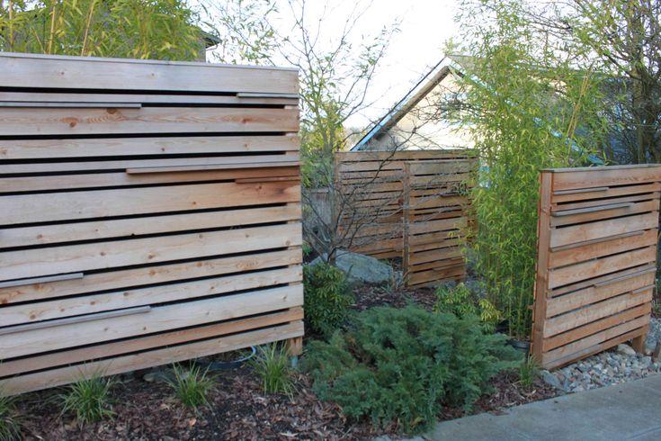 Top 60 Best Modern Fence Ideas: Best 25+ Fence Design Ideas On Pinterest