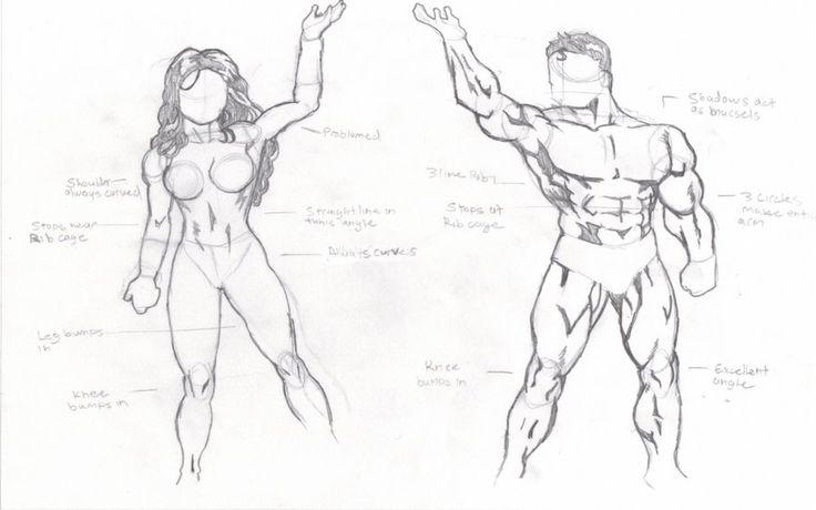 Body Practice by Atlas0 on DeviantArt