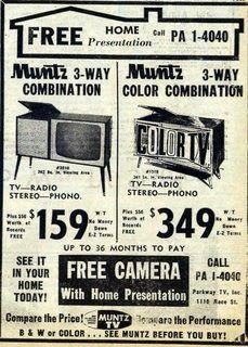 Muntz TV (1965).