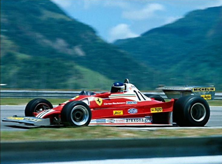 Ferrari, Carlos Reutemann