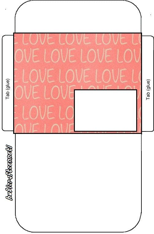 77 best Printable Envelope images on Pinterest Envelopes - sample small envelope template