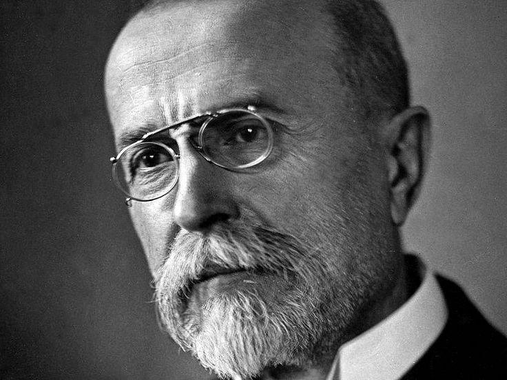 Tomáš Garrigue Masaryk- 1850-1937-první český prezident