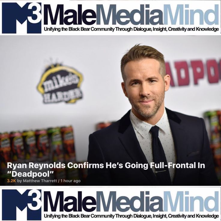 Ryan Reynolds Confirms He's Going Full-Frontal In