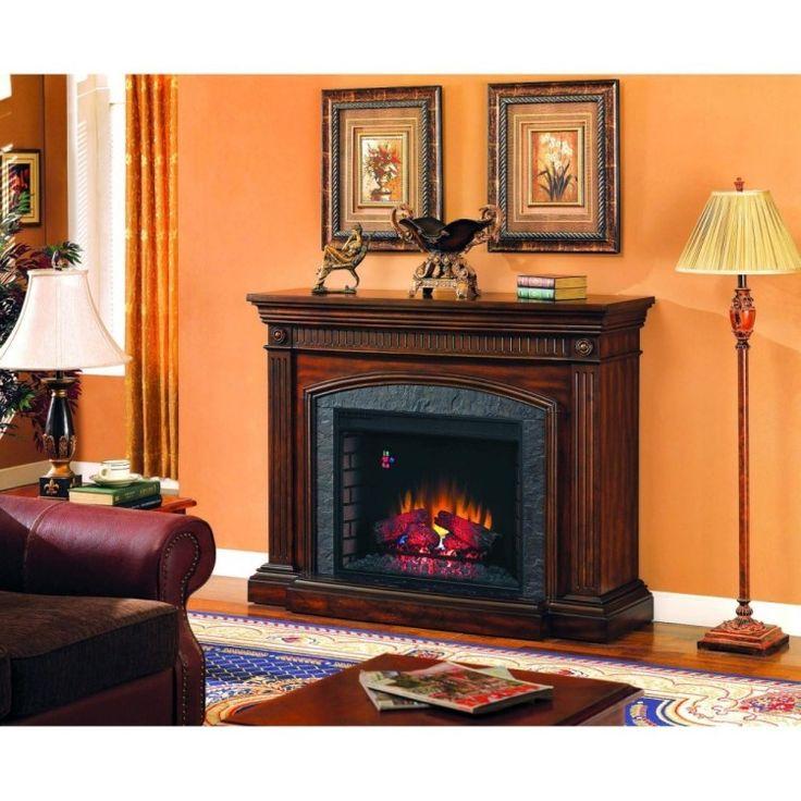 Electric Fireplace hampton bay electric fireplace : 225 best Electric Fireplace images on Pinterest
