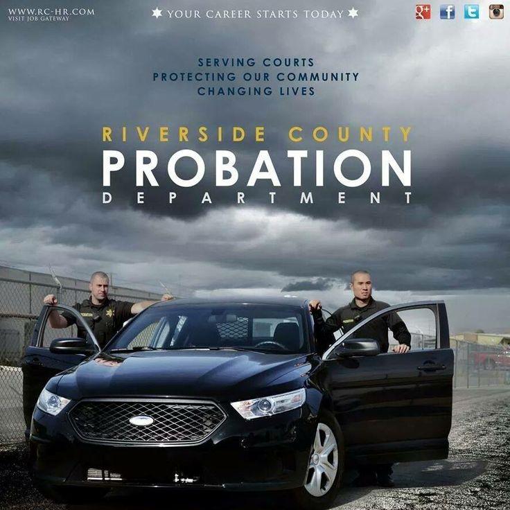 Now Hiring Riverside County Probation Department hiring